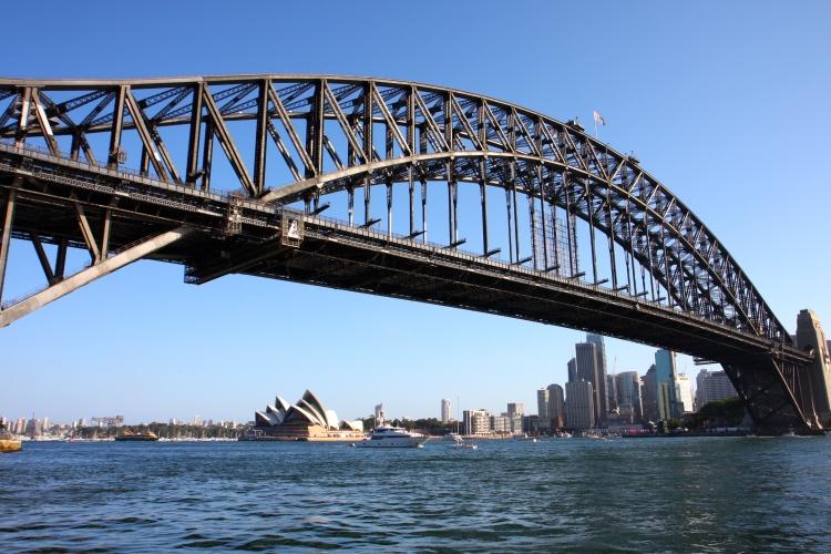 A Cruise in Sydney