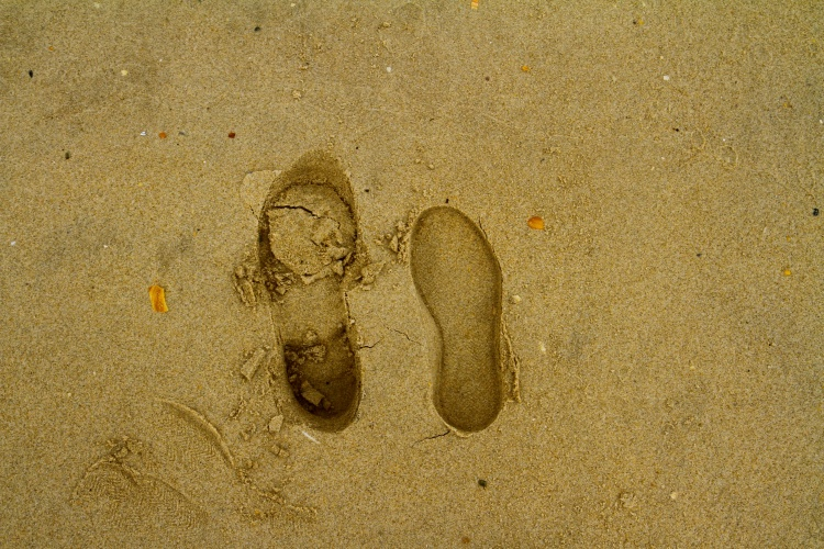 imprint.